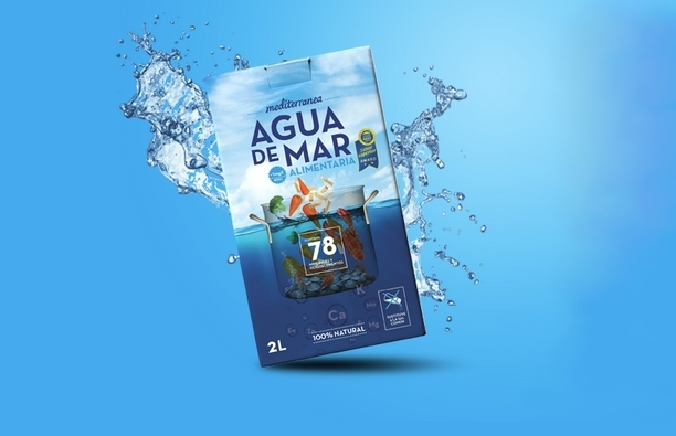 Comprar agua de Mar para alimentación y medicinal